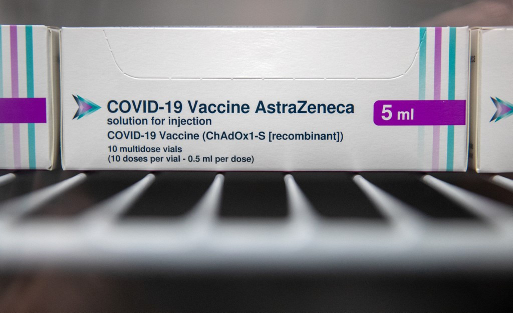 Denmark says abandons AstraZeneca vaccine for good