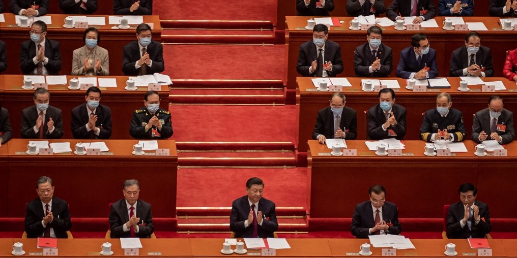Chinese congress aims for high tech leap past US