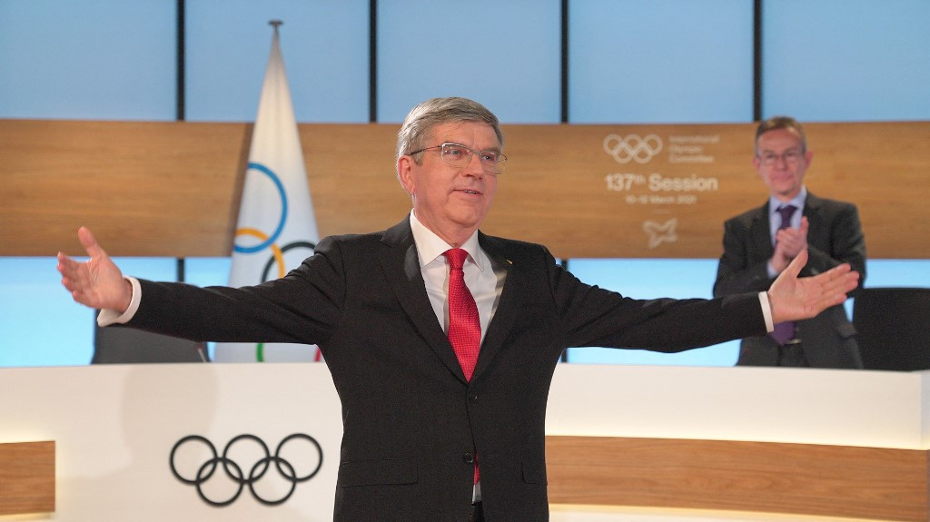 IOC says no application from North Korea to skip Olympics received