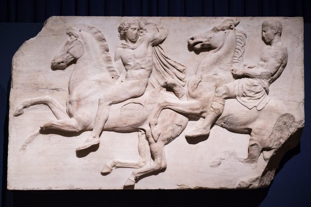 Boris says no to returning Parthenon Marbles to Greece
