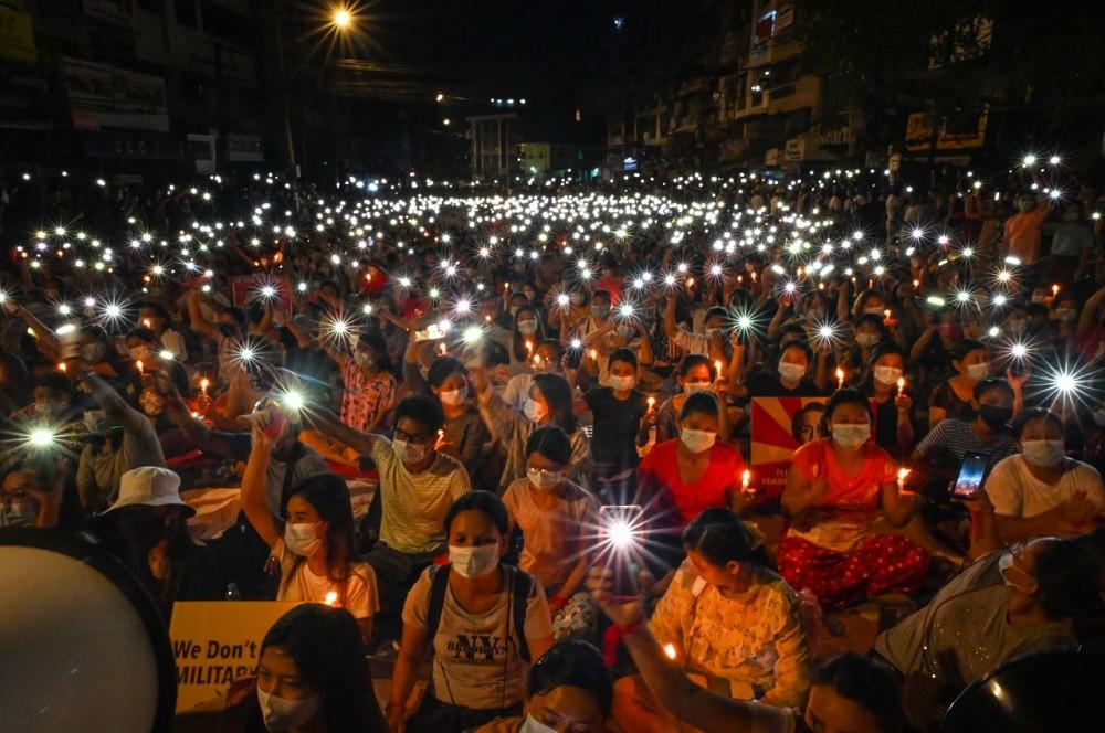Global alarm grows as more protesters killed in Myanmar crackdown