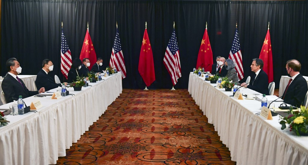 Reset to rivalry: China and the West drift further apart