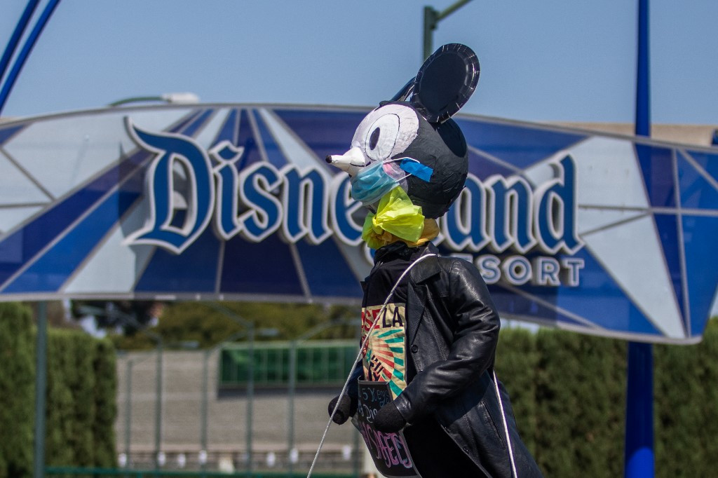 Disneyland in California to reopen April 30