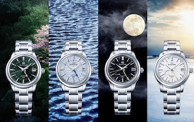 Grand Seiko's nature-inspired collection celebrates legacy with contemporary touch