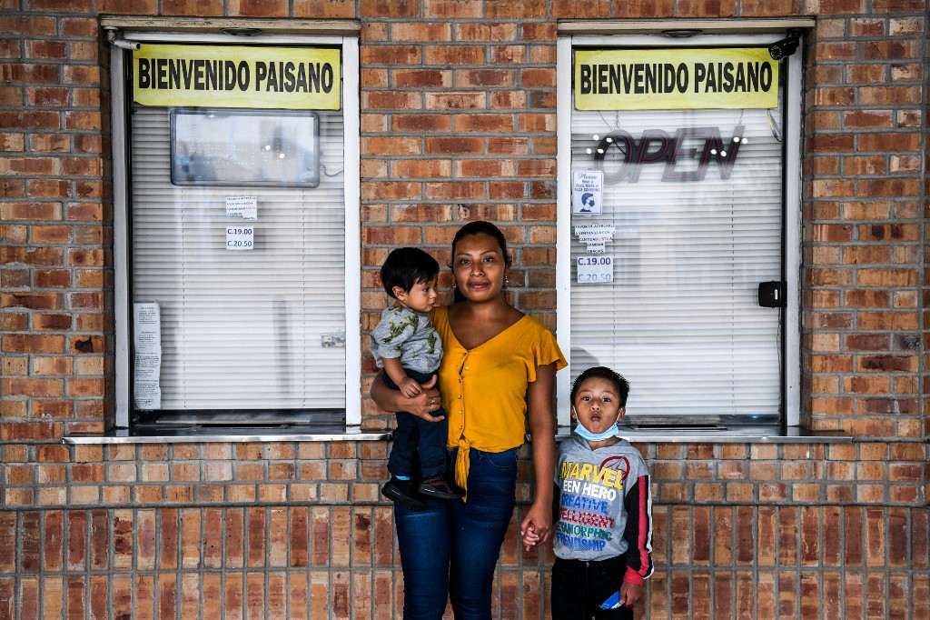 Young mothers from Central America pin their hopes on the American dream