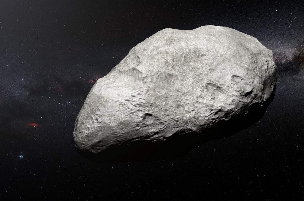 No threat to Earth as huge asteroid zooms past