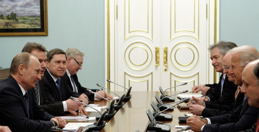 Russia regrets US decision not to support Putin-Biden talks