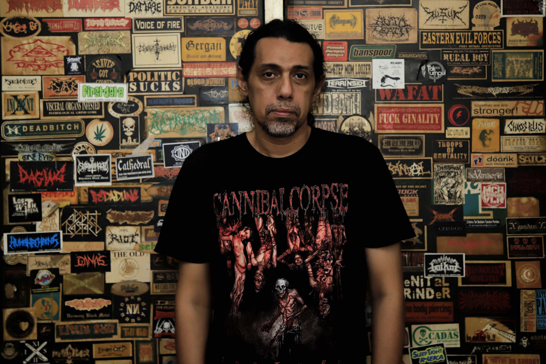 Inferno: The underground studio that helped launch Surabaya's heavy metal scene