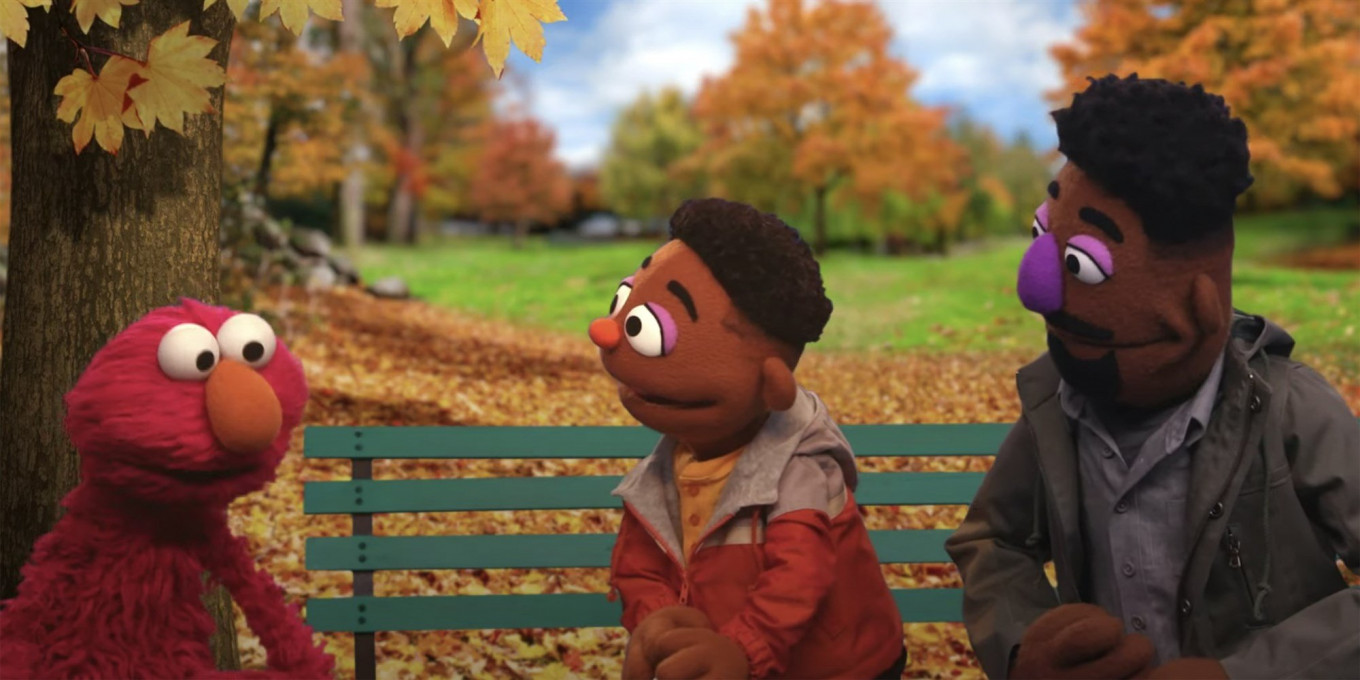 'Sesame Street' introduces new muppets in videos on race