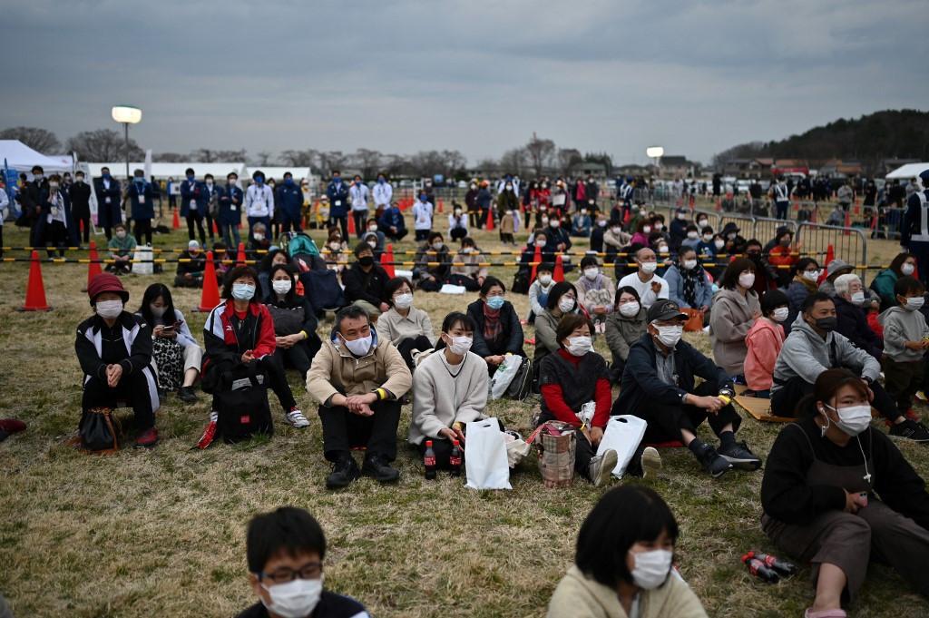 Japan marks 100 days to go until Olympics amid COVID uncertainty