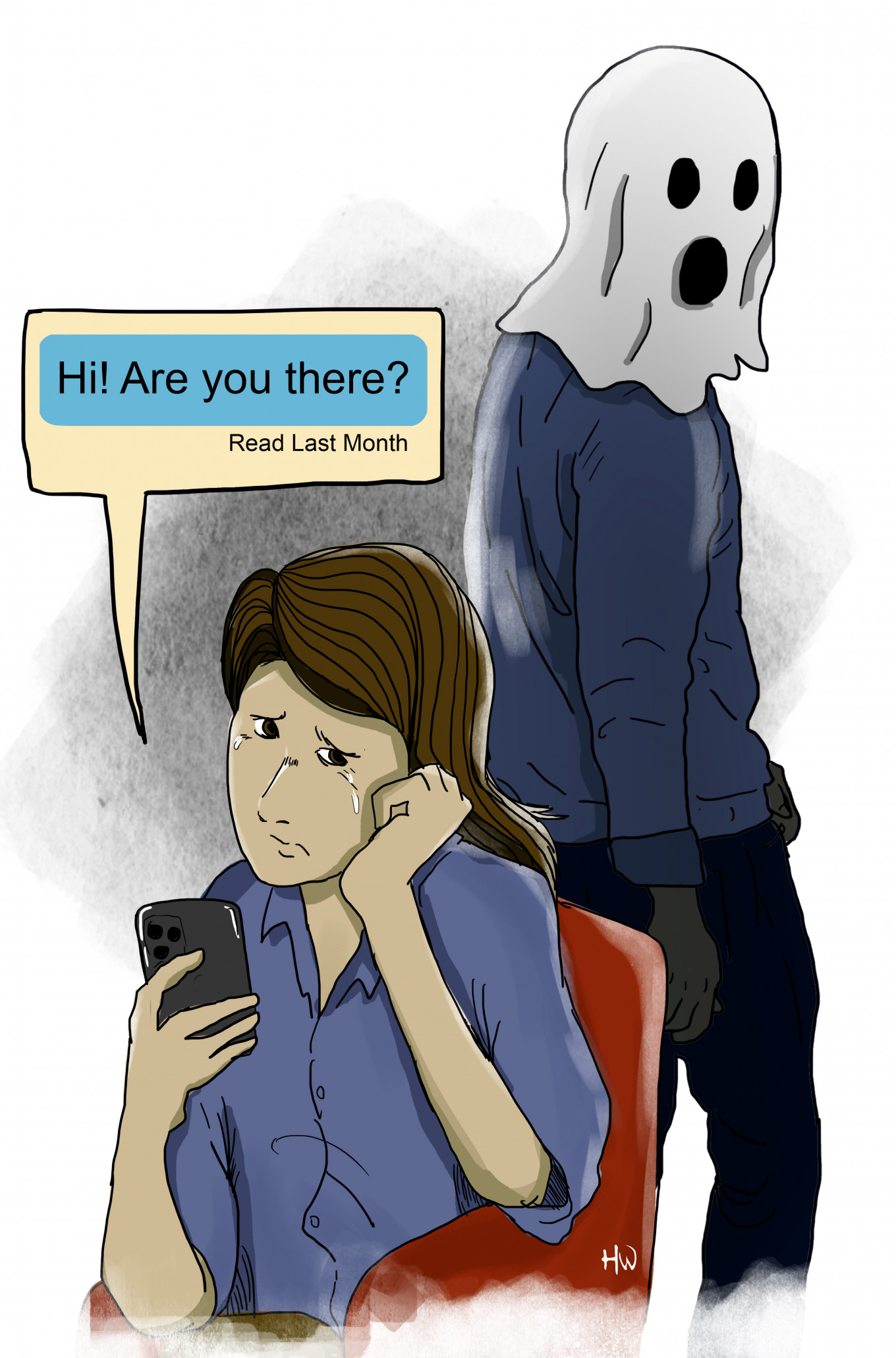 Ghosting: Is the phenomenon of shutting people out acceptable?