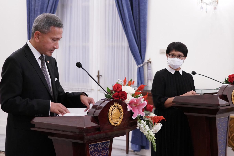 Indonesia, Singapore set up Bintan leaders meeting as concerns over Myanmar swirl