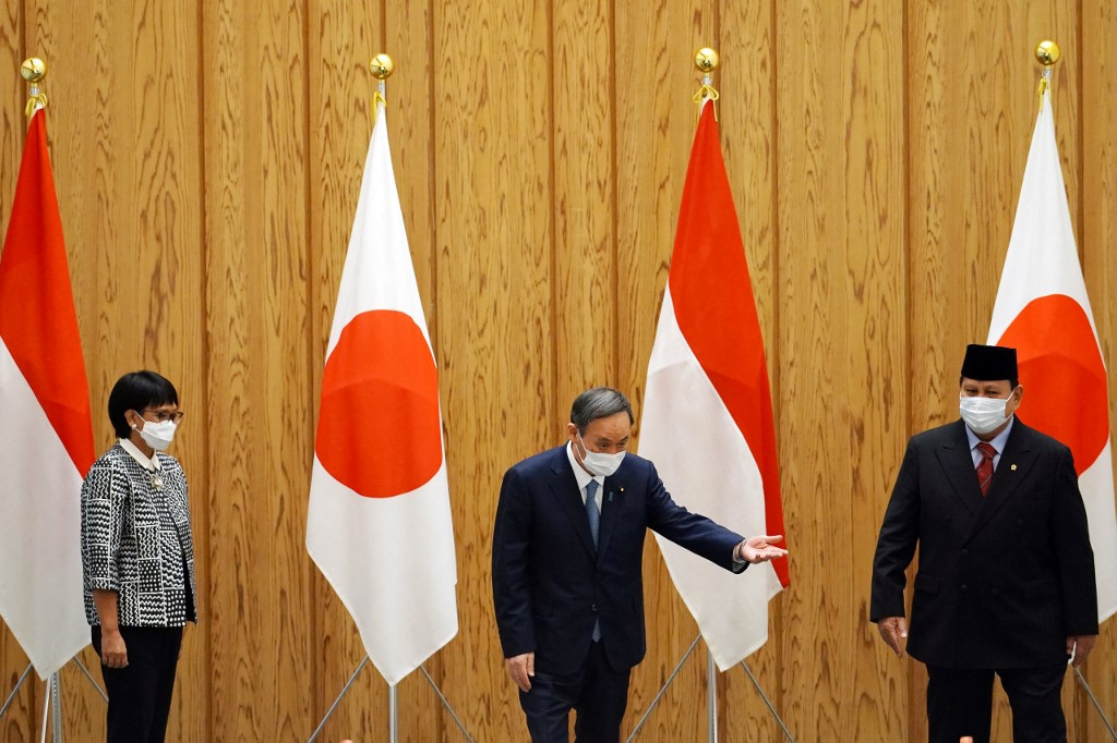 Indonesia to reach defense equipment deal with Japan