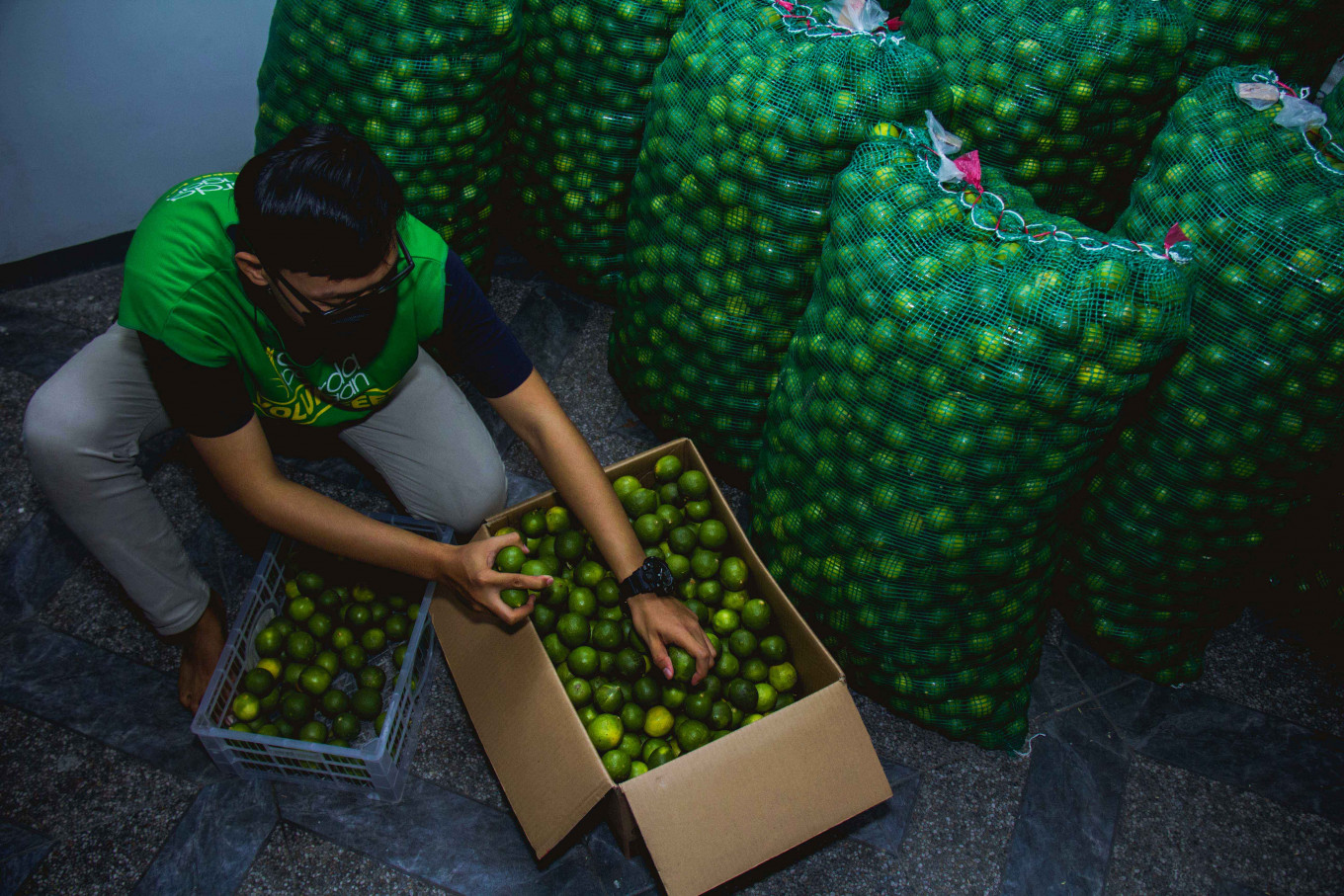 Indonesia remains one of the world's worst in managing food waste: Garda Pangan wants to change that