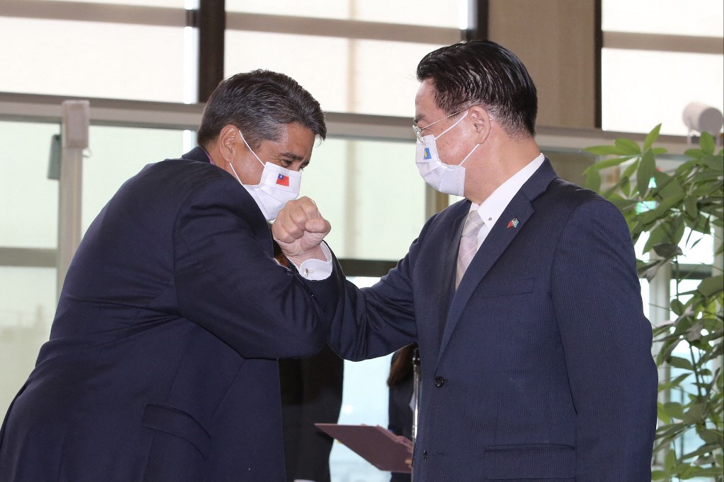 US sends ambassador to join Palau President on Taiwan visit