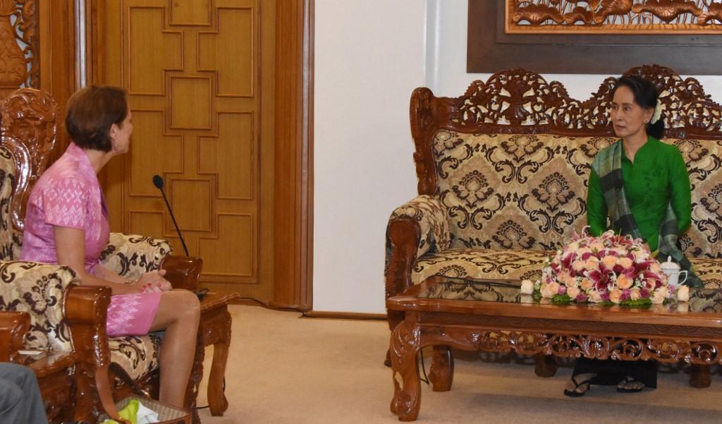 'Bloodbath' is imminent in Myanmar: UN envoy