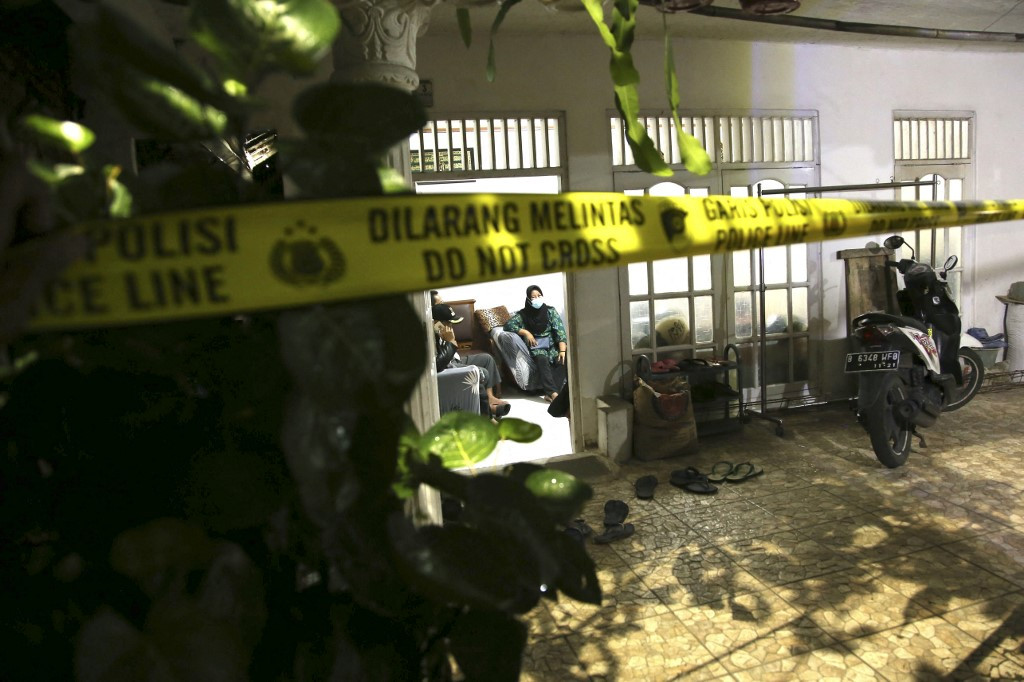 IS sympathiser behind police headquarters attack: official