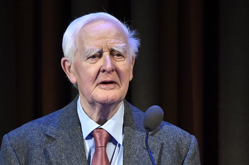 Brexit anger drove John le Carre to Irish citizenship