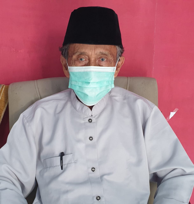 M. Qasim Mathar, who runs the Matahari Islamic Boarding School in Dusun Mangempang, Moncongloe, Maros, says people need to accept that suicide bombers believe what they do is part of religious teachings.