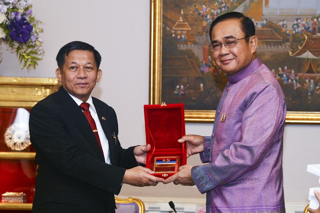 Prayuth to skip ASEAN summit on Myanmar in Jakarta