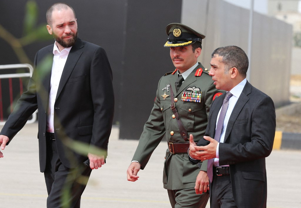 Jordanian military warns king's half-brother to stop undermining stability