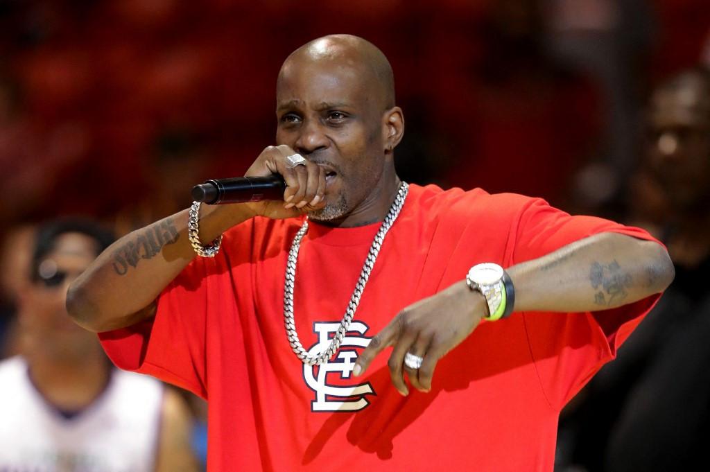 Rapper DMX still on life support after heart attack