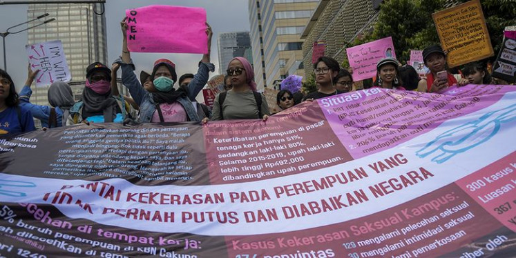 For Indonesian women threats persist amid a lack of protection