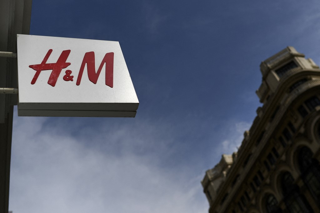 H&M to lay off more than 1,000 staff in Spain: union