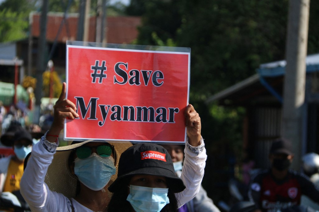 To save Myanmar's people, ASEAN should act now