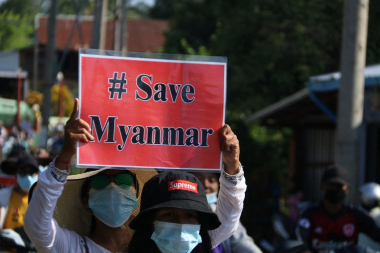 ASEAN leaders likely to meet this month over Myanmar crisis