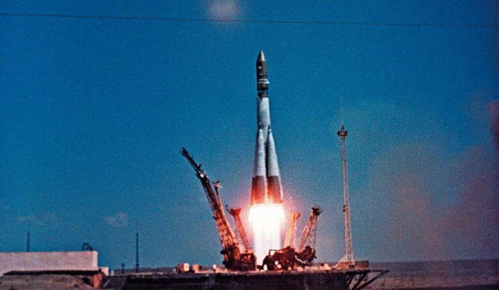 60 years after Gagarin, Russia lags in the space race