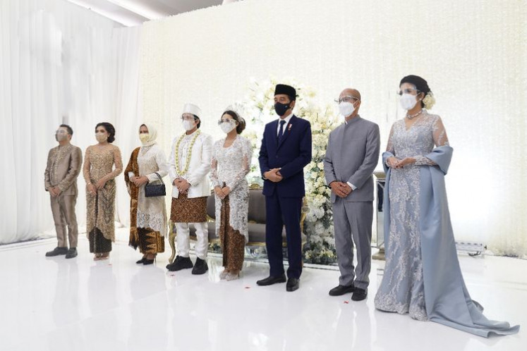The wedding that sparked a backlash