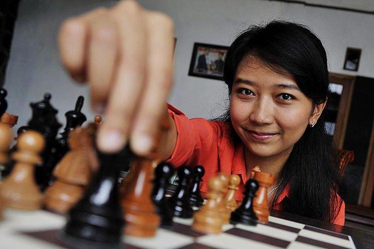 Meet Irene Kharisma Sukandar, the grandmaster thrust into the spotlight