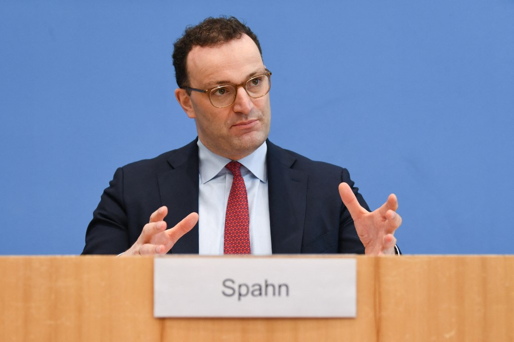 Germany talks to Russia about buying Sputnik-V vaccine