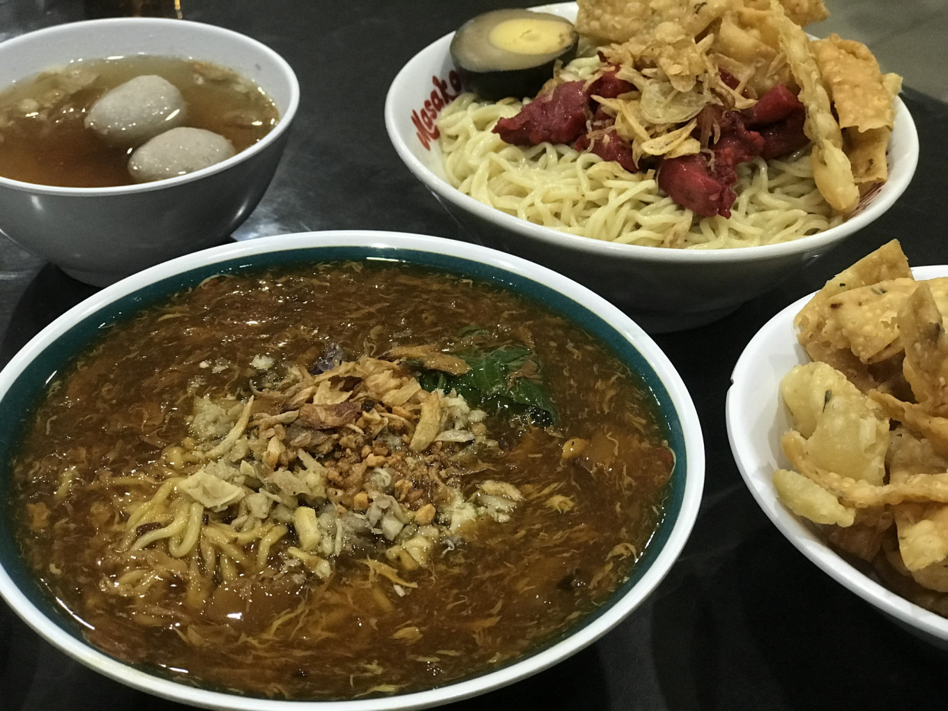 Passion, comfort and legacy in a bowl of noodles