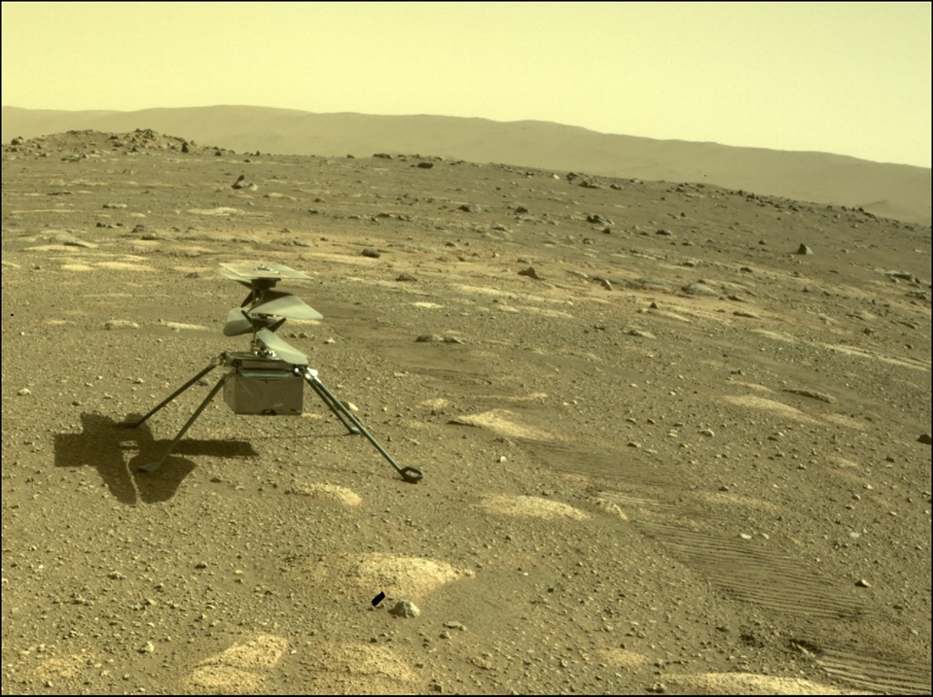 Mars helicopter flight could happen as soon as Monday