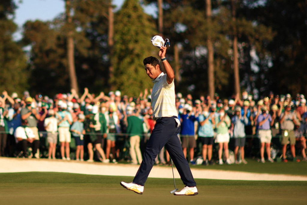 Tiger Woods says Matsuyama's Masters win has global golf impact