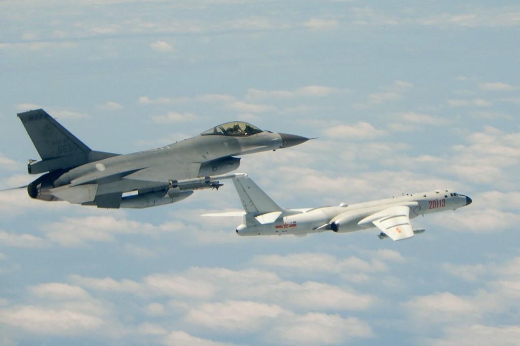 25 Chinese warplanes enter Taiwan's air defense identification zone