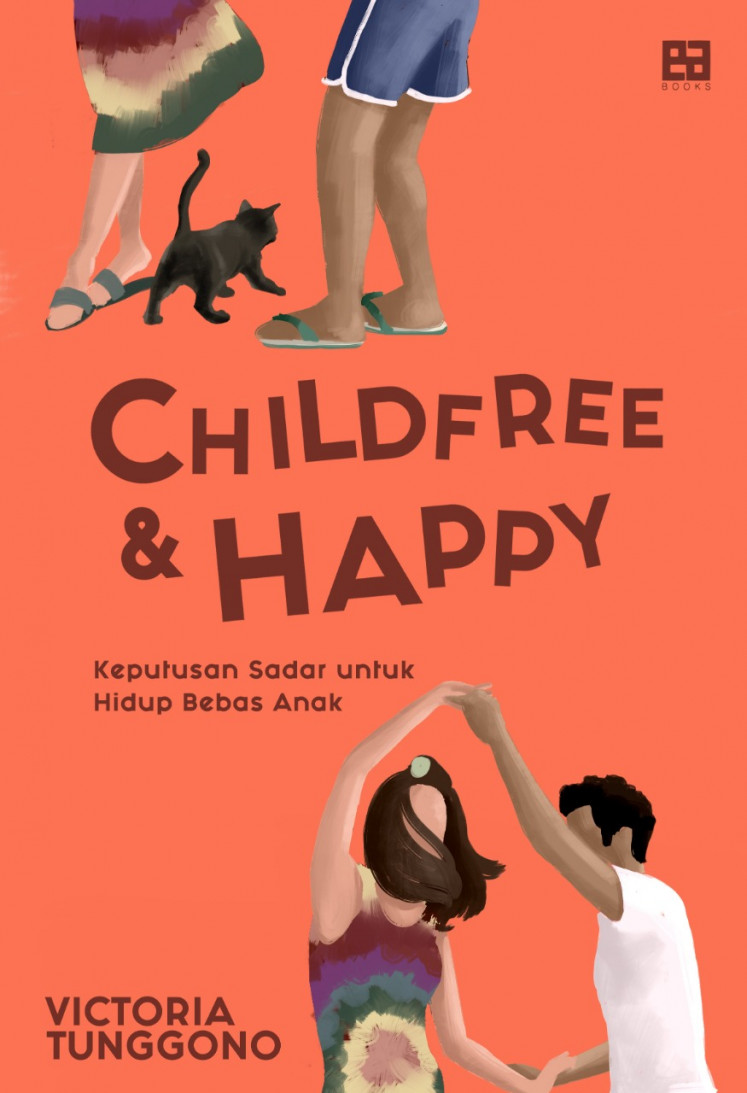 'Childfree & Happy': Author Victoria Tunggono said her book was important because of the lack of Indonesian literature on voluntary childlessness.