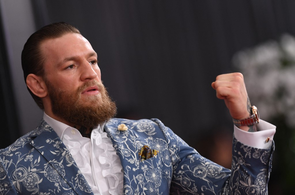 Sexual assault charges against McGregor in Corsica dropped