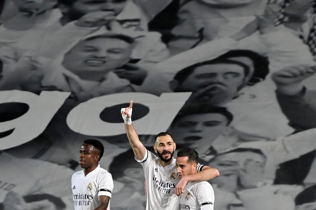 Madrid stand alone against the new order among Champions League semi-finalists