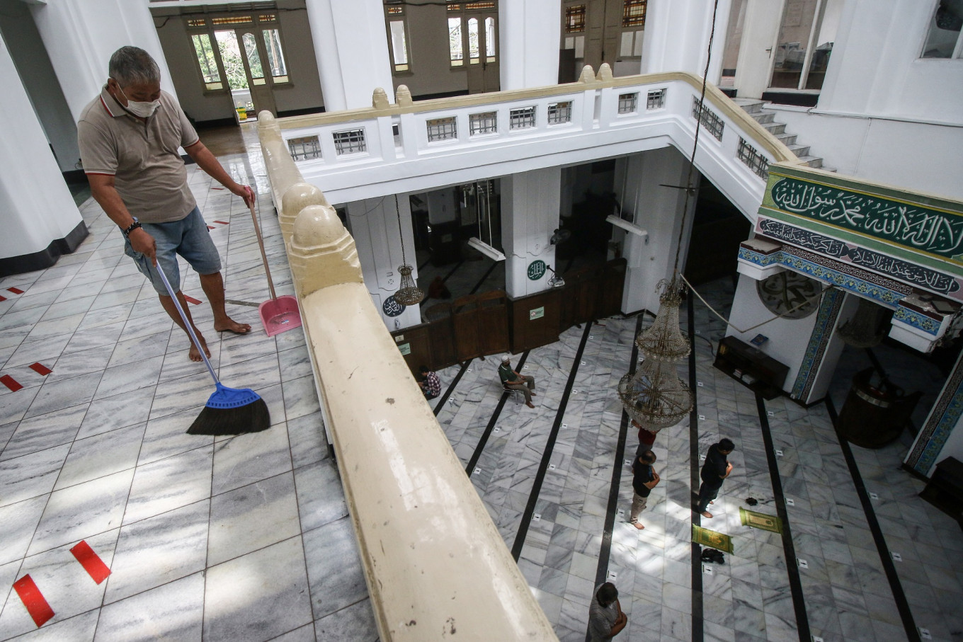 Jakarta Muslims enjoy relaxed rules in second Ramadan during pandemic