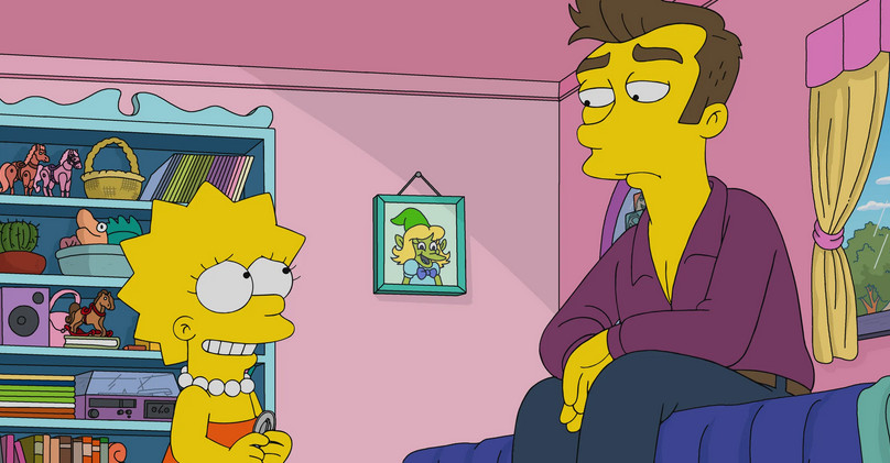 Morrissey slams Simpsons over unflattering parody