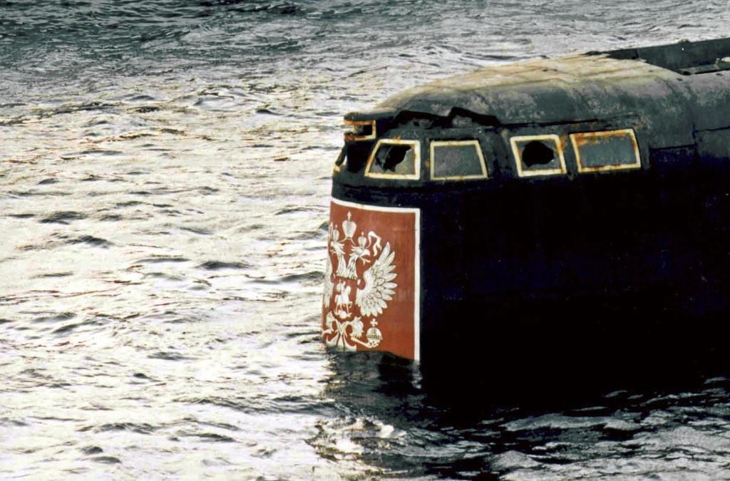 Sinking feeling: List of major submarine disasters