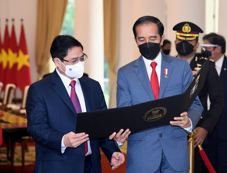Indonesia, Vietnam renew calls to finish EEZ negotiations