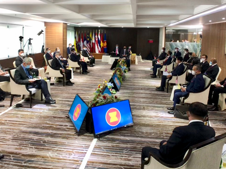 Myanmar junta says seeks stability before allowing ASEAN envoy visit