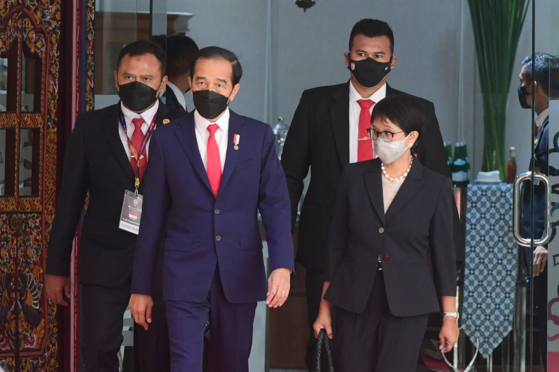 Jokowi, ASEAN's first chief negotiator on Myanmar