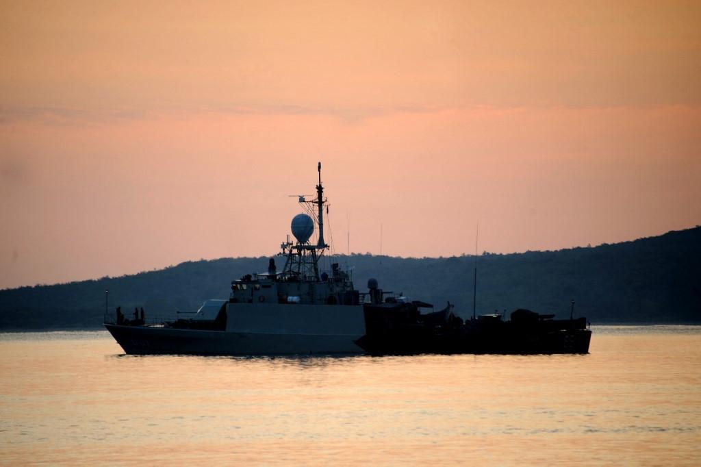 Chinese Navy to help salvage sunken KRI Nanggala 402 submarine
