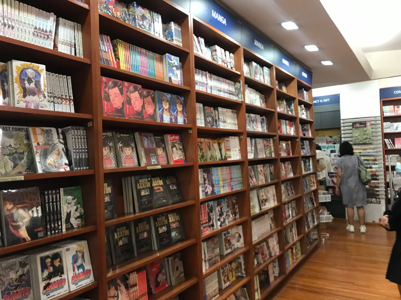 As Kinokuniya and more bookstores close down, book lovers pay tribute