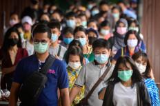 Equipo de Tailandia prueba coronavirus en sudor de axilas